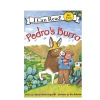 Pedro's Burro 佩德罗的驴子 [平装] [4-8岁]