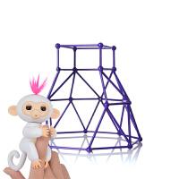 智能Fingerlings手指猴多彩指尖猴电子宠物儿童小玩具送男孩女孩抖音