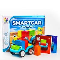 比利时Smart Games智趣彩拼车 桌游专注力逻辑思维训练玩具早教