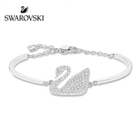 SWAROVSKI/施华洛世奇 Swan经典天鹅手镯手链 5011990