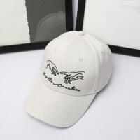 时尚韩版夏天男女士字母遮阳防晒太阳鸭舌棒球帽子LCQ 可调节