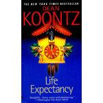 LIFE EXPECTANCY(ISBN=9780553588248) 英文原版