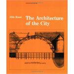 【旧书二手书8成新】The Architecture of the City Aldo Rossi,Diane Ghi