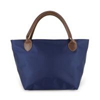 大中小饺子包水饺包简约休闲布包单肩包防水尼龙女包手提包旅行包