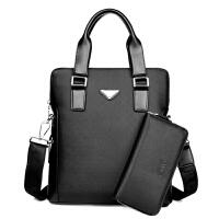 新款男包手提包男单肩包休闲公文包精品男士背包电脑包商务包