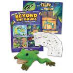 【预订】Freddie the Frog Teacher Starter Set (Adventure 1)