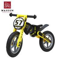 儿童平衡车滑行车无脚踏自行车宝宝木制玩具童车2-5岁可坐