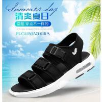 富贵鸟男鞋2018夏季新款气垫凉鞋男潮流休闲沙滩鞋韩版男士凉拖鞋