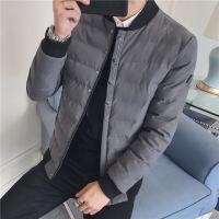 棉衣男冬季短款小棉袄韩版潮流冬装加厚