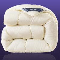 床上用品被子冬被双人加厚保暖儿童冬被芯学生棉被春秋