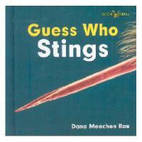 【预订】Guess Who Stings (Honeybee)