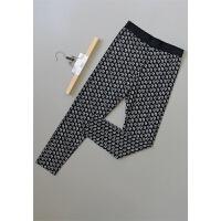 提[T18A-213]专柜品牌正品新款女装小脚裤子打底裤0.11KG