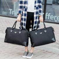 手提旅行包袋女男士商务出差旅游包行李包大容量防水短途登机包
