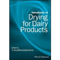 【预订】Handbook of Drying for Dairy Products 9781118930496