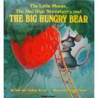 【预订】The Little Mouse, the Red Ripe Strawberry, and the Big
