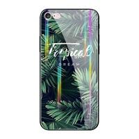 镭射玻璃苹果x手机壳新款iPhone6splus保护套全包防摔夏日小清新7plus个性创意挂绳8