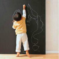 环保 黑板贴整卷 可擦写 教学黑板贴粉笔书写可移除儿童房环保培训班防水宝宝黑板墙贴