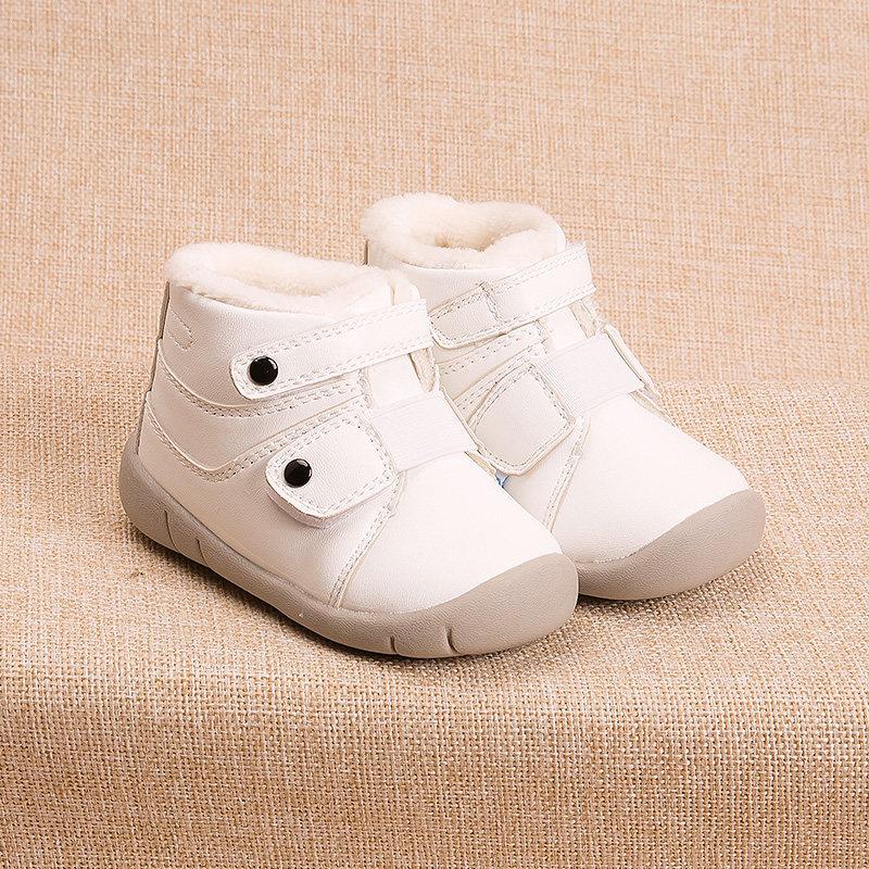 冬季儿童棉鞋1-3-5岁女童机能运动鞋加厚保暖男宝宝软底学步鞋潮 发货周期:一般在付款后2-90天左右发货,具体发货时间请以与客服协商的时间为准