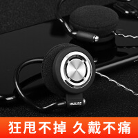 ?? SM-IV8123挂耳式运动跑步电脑手机线控耳麦头戴耳挂式耳机 游戏K歌hifi苹果安卓通用台