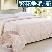 双层全棉纱布毛巾被纯棉床单人双人儿童毛毯子夏季薄毯午睡空调毯