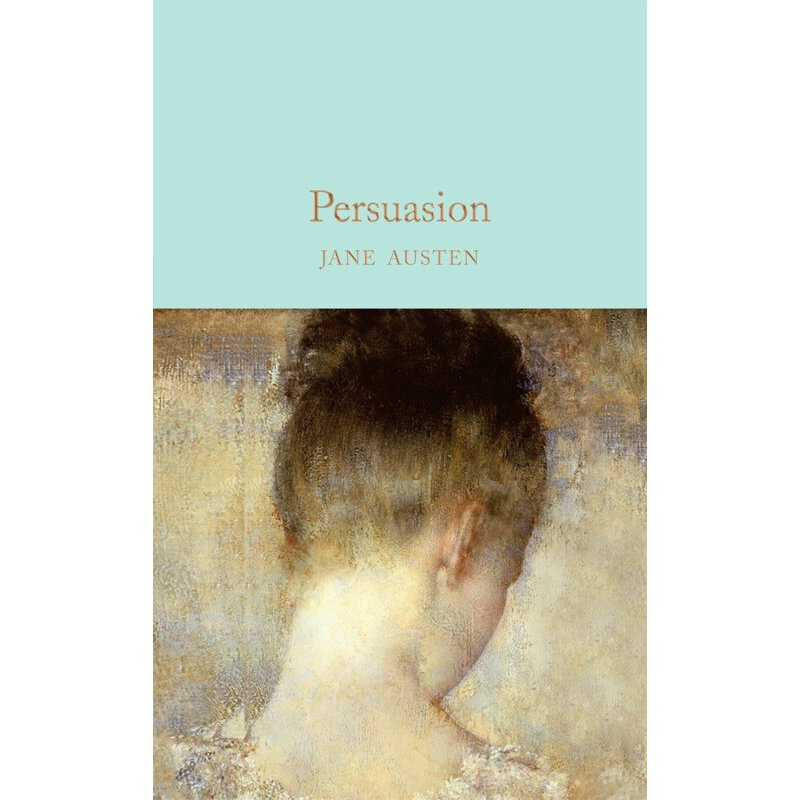 Collectors Library系列:劝导 英文原版 英文文学 Persuasion Jane Austen Macmillan Collector's Library