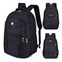 背包男韩版潮双肩包女商务男士电脑包高中大学生旅行书包时尚潮流