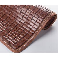 夏季麻将沙发垫凉席夏天客厅欧式防滑红木竹席凉垫竹垫子坐垫定做