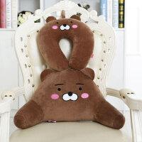 腰靠办公室椅子靠枕护颈枕护腰座椅垫孕妇腰垫靠背抱枕汽车护腰枕