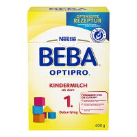 保税区直发 德国Nestlé雀巢BEBA贝巴成长奶粉1+段(12-24个月)600g