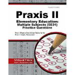 【预订】Praxis II Elementary Education Multiple Subjects Practi