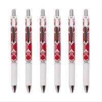日本 Pentel派通 BLN75 W超顺滑 速干 按动式中性笔 考试专用水笔