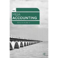 【预订】MBA Accounting