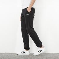 Adidas阿迪达斯 男裤 NEO运动裤休闲加绒保暖长裤 DM4288