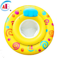 ABC婴儿游泳圈宝宝腋下圈儿童浮圈救生圈0-3-6岁