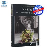简爱英文原版小说 Jane Eyre 全英版书籍 Charlotte Bronte 世界经典名著 夏洛蒂勃朗特 国外书