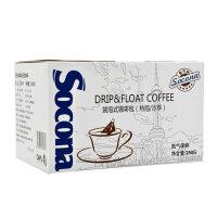 SOCONA意式特�獯�泡咖啡 �崤堇漭涂Х劝�奶萃拿�F �F磨咖啡粉25杯