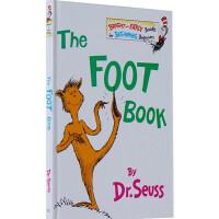 The Foot Book 大脚书 廖彩杏书单[4-8岁]