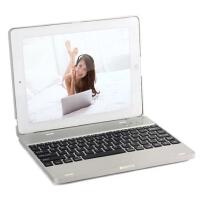 苹果ipad4蓝牙键盘老款ipad2保护套网红ipad3创意皮套A1458 A141