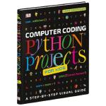 DK儿童Python程序编程图解指南 英文原版 Computer Coding Python Projects for