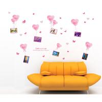 墙纸贴墙纸装饰画自粘墙贴卧室浪漫温馨客厅电视墙沙发墙背景墙