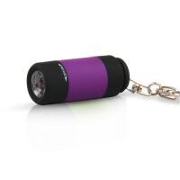迷你便携 钥匙扣灯 户外 LED充电防水 强光小手电筒