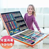 儿童画笔套装72色水彩笔套装彩色笔礼盒36色生日礼物彩笔幼儿园文具