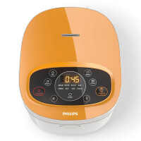 飞利浦(Philips)家用智能电饭煲HD3172 可预约定时 4L容量 三维加热4-6人