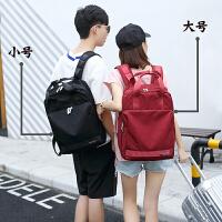 背包女双肩包大容量出差旅游轻便行李电脑包旅行包休闲大学生书包
