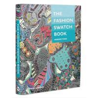 包邮英文原版 The Fashion Swatch Book 时尚样本 网版印刷、拔染印花、针织、刺绣、手工编织、提花、花边 艺术设计书籍