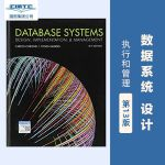 【预订】Database Systems: Design, Implementation, & Management