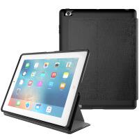 苹果iPad4保护套iPad2/3/4皮套 9.7英寸平板电脑壳防摔休眠套