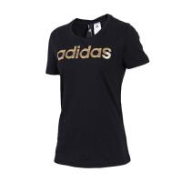 Adidas阿迪达斯 女装 运动休闲透气短袖T恤 CV4566/CV4567