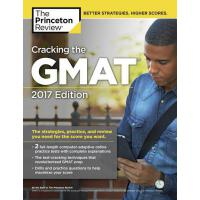 Cracking the GMAT with 2 Computer-Adaptive Practice Tests 攻