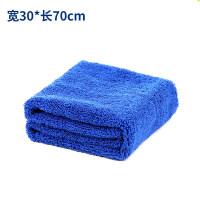 汽车清洗洗车毛巾吸水加厚擦车内饰清洁用品麂皮绒抹布擦玻璃车用 汽车用品